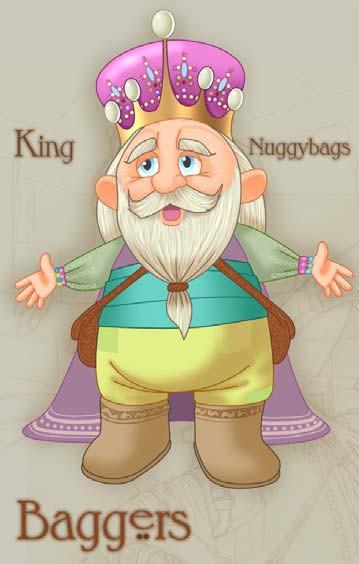 King Nuggybags