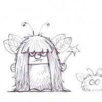 Grandma Mary & The Hairy Fairy