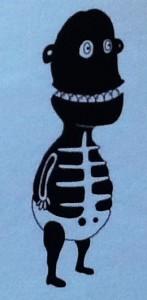 Skinny the Skeleton